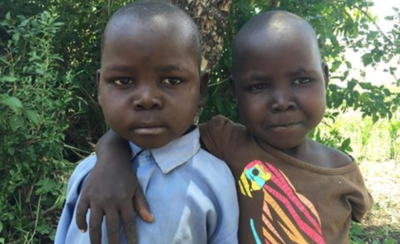 "The ""Transformation Africa"" took  two new kids to the family"
